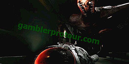 Negativ atmosfär ser ut som dödutrymme med ännu skrämmare monster