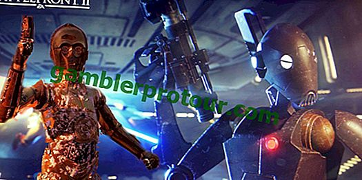 Star Wars: Battlefront 2 Protocol Droid Snaps, Attacks Player