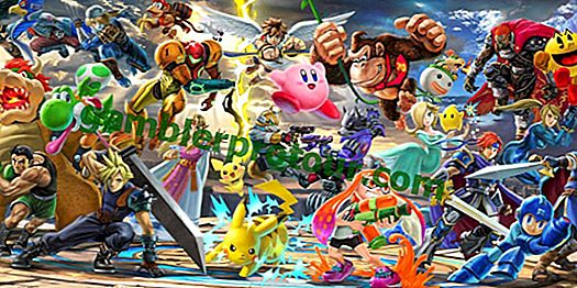 Smash Bros. PollがファンがDLCとして望んでいるキャラクターを明らかに