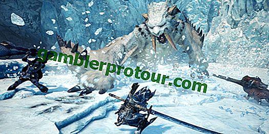 Monster Hunter World: Iceborne publie tôt du nouveau contenu pour ceux qui s'isolent chez eux