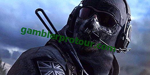 Call of Duty: Modern Warfare 2 Remastered Erscheinungsdatum und Trailer von PlayStation Store durchgesickert