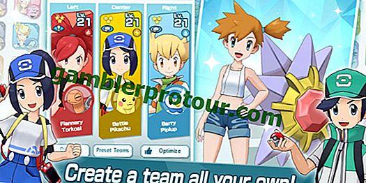 Дата выхода мобильной игры Pokemon Masters