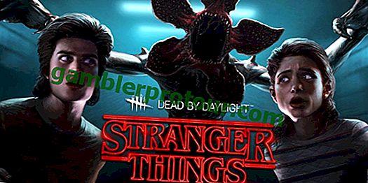 Dead By Daylight: раскрыты льготы незнакомых вещей