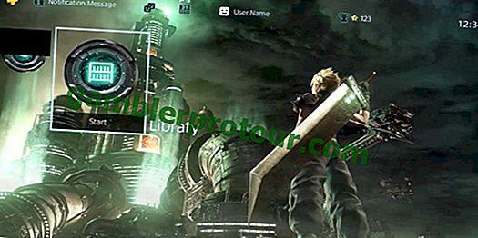 Remake Final Fantasy 7 Pobiera pakiet PS4 i PS4 Pro, ale jest pewien problem