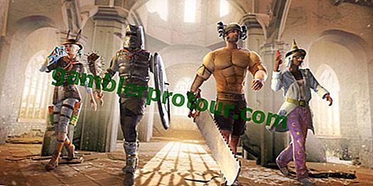 PUBG April Fools Event verwandelt Battle Royale in Fantasy