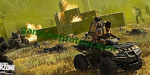Call of Duty: Warzone n'a pas de fonctionnalité controversée
