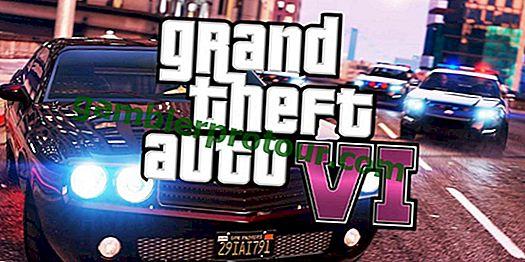 Różne strony internetowe Grand Theft Auto 6 zaktualizowane przed ujawnieniem