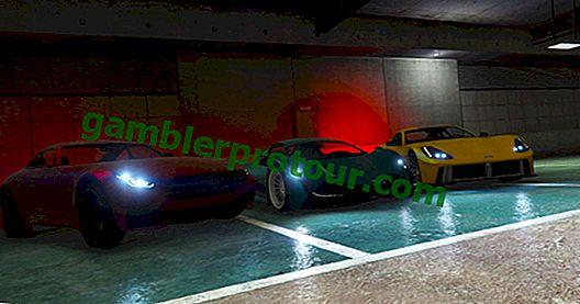 Miejsce: 10 najszybszych samochodów w Grand Theft Auto V.