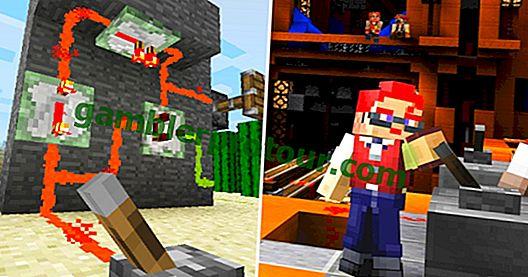 Minecraft: 10 aggeggi Redstone follemente utili