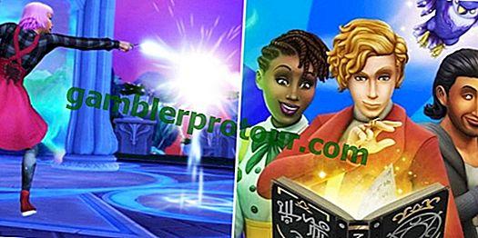 The Sims 4: Realm of Magic - окончательное руководство заклинателя