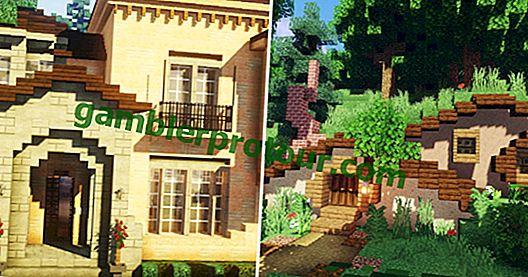 10 lysande Minecraft House-idéer