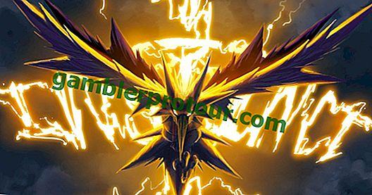 10 najszybszych Pokémon wszechczasów