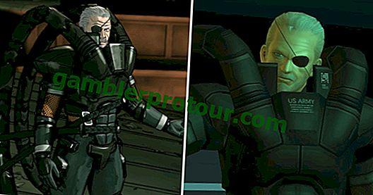 10 faktów, których nie wiedziałeś o Solidus Snake In Metal Gear Solid