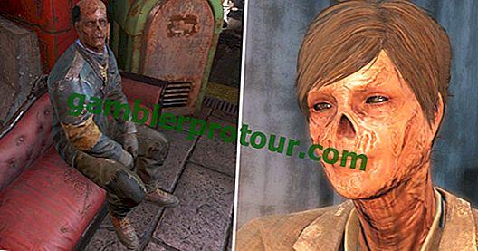 10 fakta du inte visste om Ghouls i Fallout 4