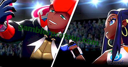 Bouclier Pokémon: Leaders de Gym, Classé