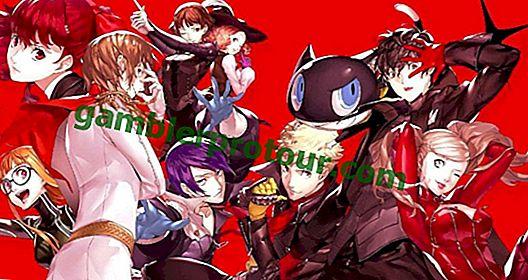 Persona 5: Every Phantom Thief Costume, Rankat