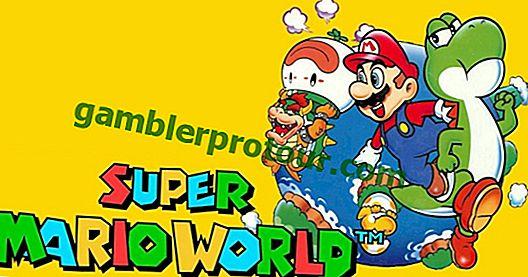 10 вещей, которые вы не знали, что могли бы сделать в мире Super Mario