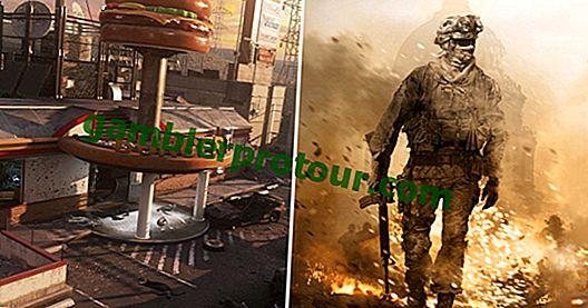Chaque jeu de la série Call Of Duty est classé en fonction de la durée de la campagne (et du nombre d'heures nécessaires)