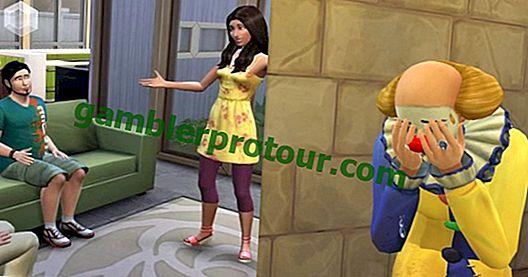10 пасхальных яиц, только настоящие фанаты пойманные в The Sims 4