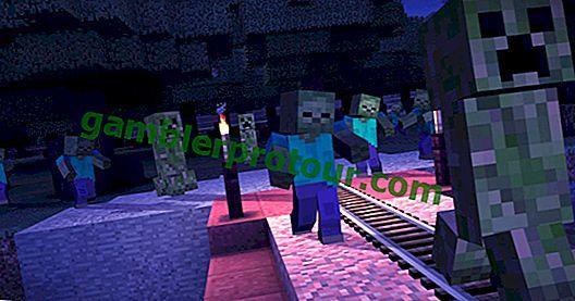 10 mest skrämmande fientliga mobs i Minecraft
