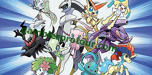 Pokémon: Die Top 10 TM Moves, Rangliste