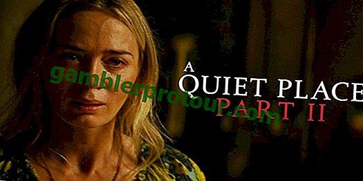 A Quiet Place 2 Mendapat Tanggal Rilis Baru