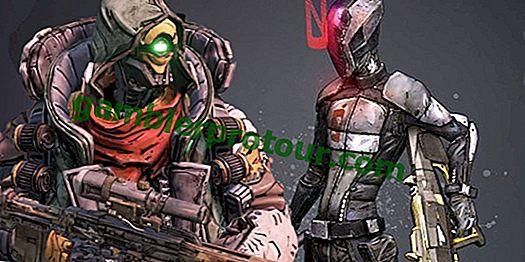 Borderlands 3: FL4K e Zer0 sono collegati?