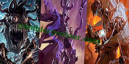 Donjons et Dragons: chaque édition classée