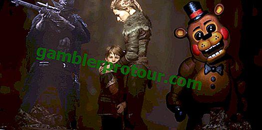 10 bästa skräckspel 2019