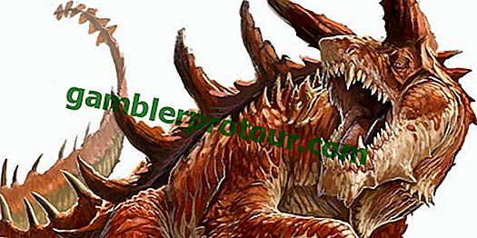 Dungeons and Dragons 5e Monster Spotlight: The Tarrasque