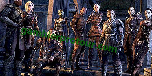 The Elder Scrolls 5: Skyrim - Every Playable Race Explained