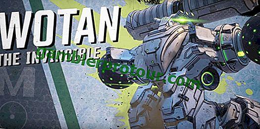 Comment vaincre Wotan l'invincible dans Borderlands 3