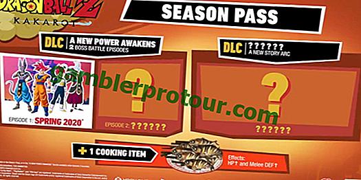 Le changement majeur du Season Pass de Dragon Ball Z: Kakarot sape le DLC