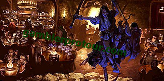 Dungeons & Dragons: Glömda världar semester att införliva i en kampanj
