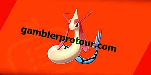 Pedang dan Perisai Pokemon: Cara Mengevolusi Feebas menjadi Milotik