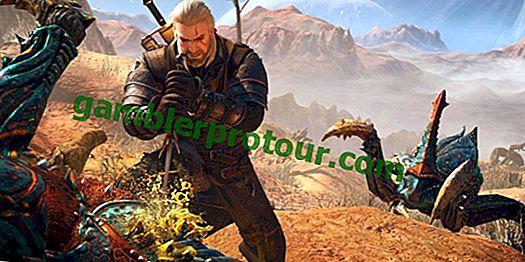 Il miglior personaggio di Geralt per The Witcher 3